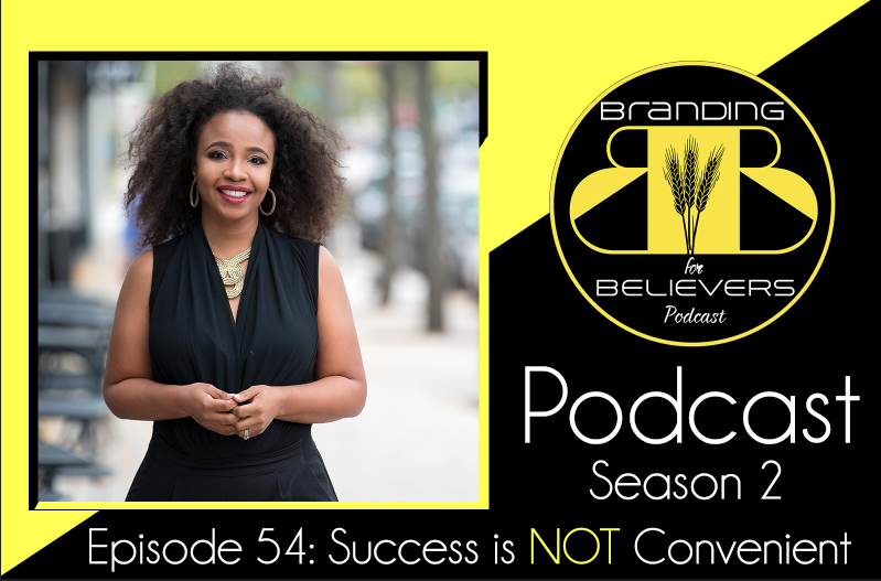 S2 Ep 54 Success is NOT Convenient [PODCLASS]