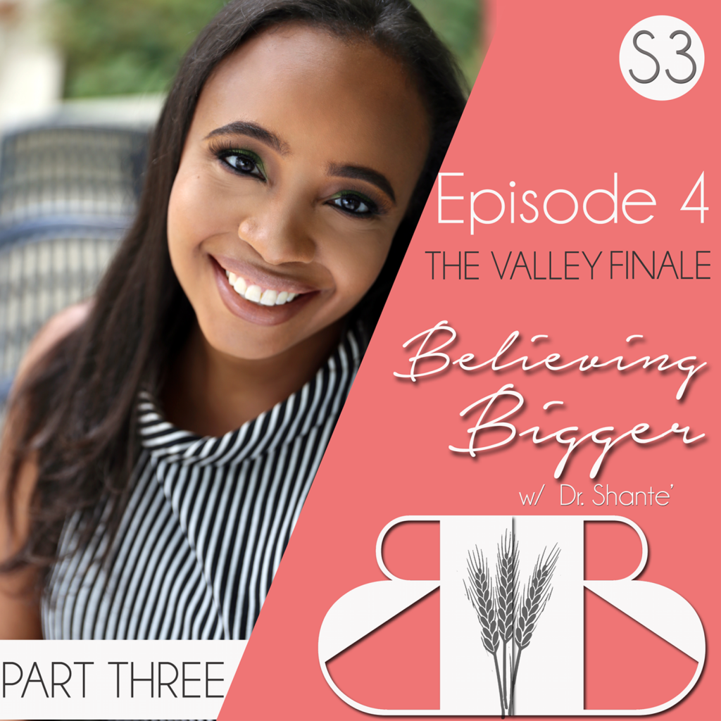 Dr. Shante Valley Series Podcast