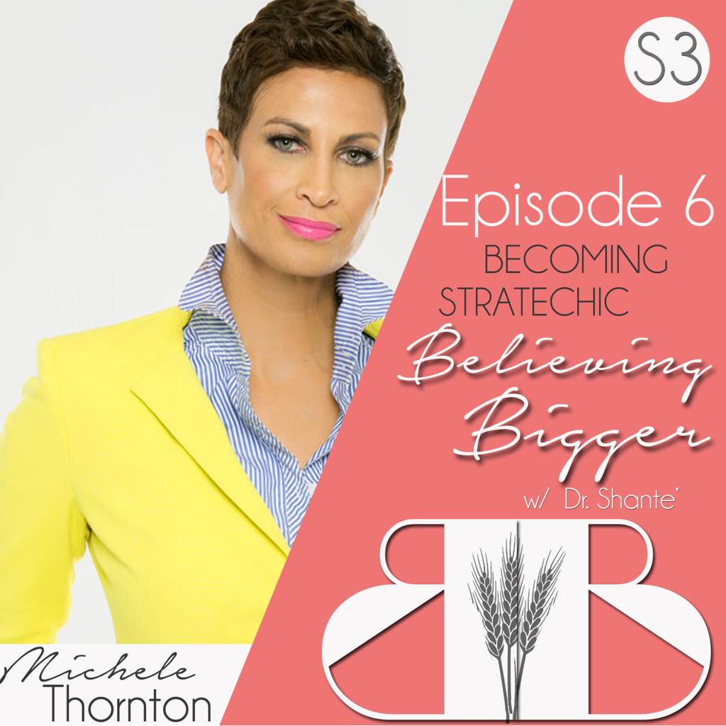S3 Ep 6 Becoming Stratechic: Michele Thornton