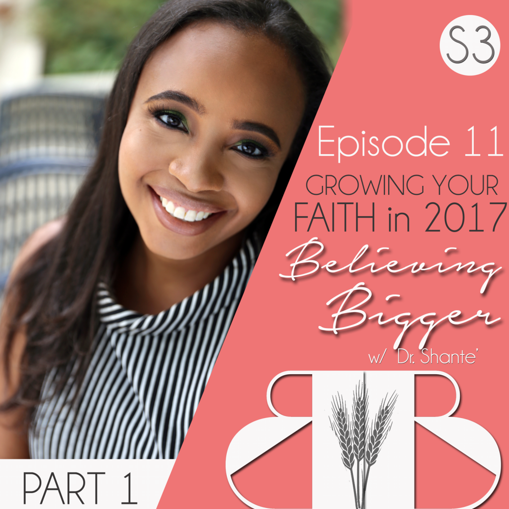S3 Ep 11: Growing Your Faith in 2017 Part 1