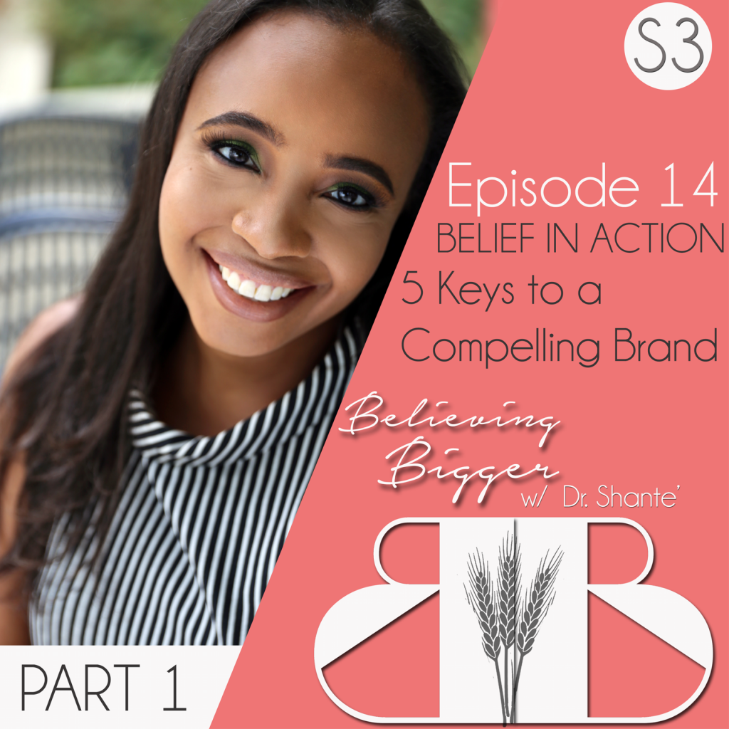 S3 Ep 14: Belief in Action Series: 5 Keys to a Compelling Brand